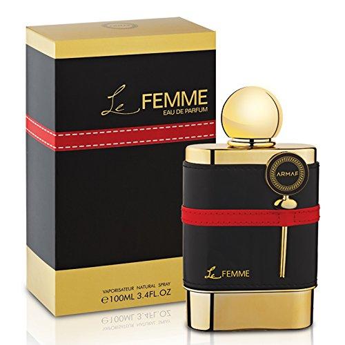 Parfum Femme - ARMAF LE FEMME 3.4 oz EAU DE PARFUM SPRAY FOR WOMEN