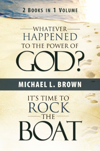 Whatever Happened to the Power of God? & It's Time to Rock the - Man The To Happened Whatever