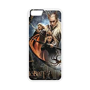 iPhone 6 Plus 5.5 Inch Cell Phone Case White_The Hobbit_001 Z7U4G