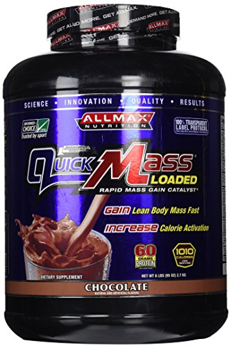 Allmax Nutrition QUICKMASS LOADED - Chocolate