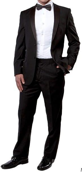 Amazon.com: Traje de esmoquin para hombre, 5 unidades, color ...