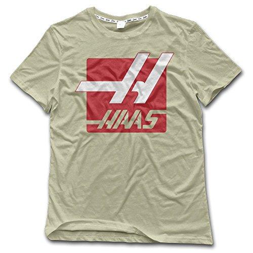 TopSeller Men's Haas F1 Team Logo T Shirts