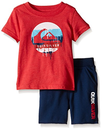quiksilver-baby-jersey-tee-and-french-terry-shorts-orange-12-months