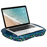 LapGear MyStyle Lap Desk - Big Ideas - Fits up to 15.6 Inch Laptops - Style No. 45311
