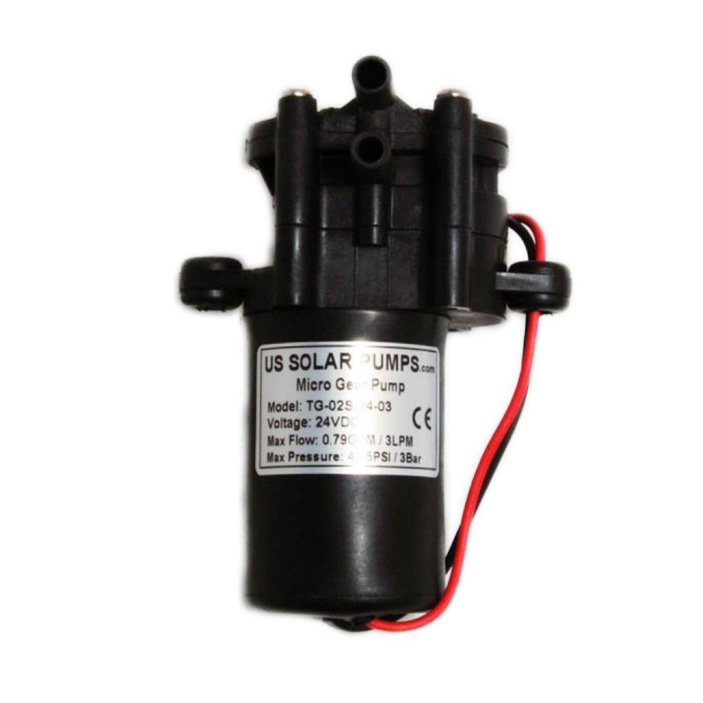 G2P 24V 3L - Micro Gear Pump