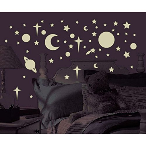 Stars Planets Decals Bedroom Stickers