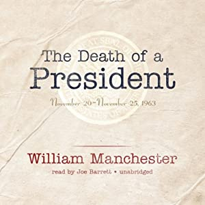 The Death of a President Audiobook
