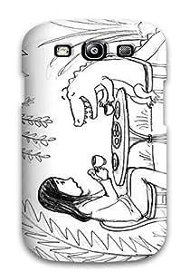 Anti-scratch And Shatterproof Doraemon Bergerak Phone Case For Galaxy S3/ High Quality Tpu Case