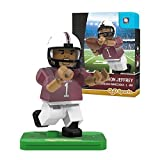 NCAA South Carolina Fighting Gamecocks Alshon Jeffrey Gen 2 Player Mini Figure, Small, Black