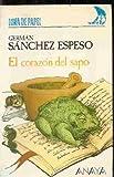 img - for El corazon del sapo (Luna de papel) (Spanish Edition) book / textbook / text book