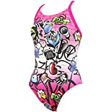 Turbo Womens City Swimsuit - Pink