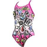 Turbo Womens City Swimsuit - Pink