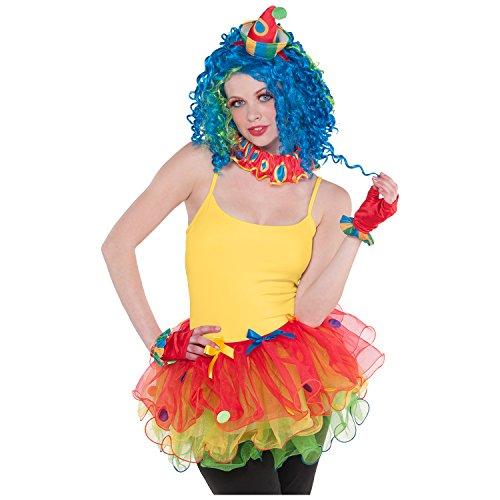 Sassy Clown Costume Kits /4 -