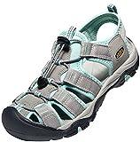 ATIKA AT-W150-MG_Women 9 B(F) Women's Sport Sandals Trail Outdoor Water Shoes Cairo Orbital W150