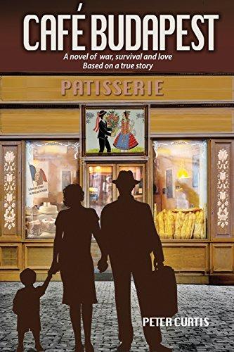 Cafe Budapest (Kohut Trilogy)