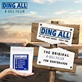 Ding All Q-Cell Filler- 12 oz. Bag for Surfboard