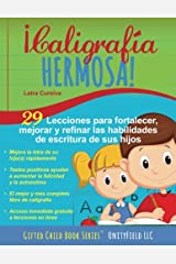 Caligrafia Hermosa: Letra Cursiva (Spanish Edition) Paperback