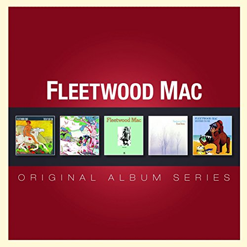Fleetwood Mac - Original Album Series - Fleetwood Mac - Lyrics2You