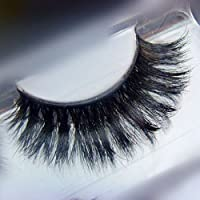 Hot Sale. Hecho a mano ojo Mink lashes Cruz False pestañas naturales largas mt-05