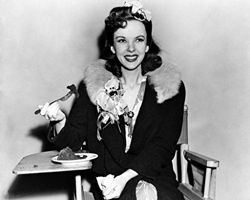 Ida Lupino by Madison Lacy 8x10 Silver Halide Archival