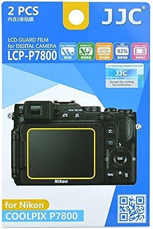 JJC Film Protecteur d/écran LCD pour Nikon D800//D800E