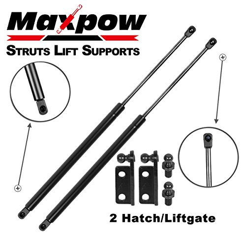 Maxpow 1Pair 4221L-R Rear Tailgate Lift Supports Shocks Struts Compatible with Subaru Legacy/Outback 1995 1996 1997 1998 1999 2000 2001 2002 2003 2004