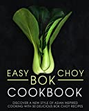 Easy Bok Choy Cookbook: Discover a New Style Review and Comparison