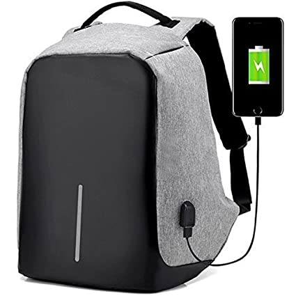 e255b68eb01e Image Unavailable. Image not available for. Color  TUZECH Anti-Theft Water  Resistant Travel Backpack Suitable For Laptop ...