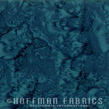 Hoffman Bali Batik 1895 Hand-Dyed Watercolors Quilt Fabric By the (Hand Dyed Quilt Fabric)