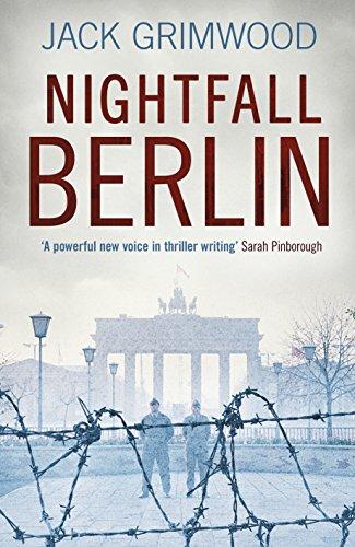 Nightfall Berlin: 'The new Le Carre' BBC Radio 2 The Sara Cox (Munich Pen)
