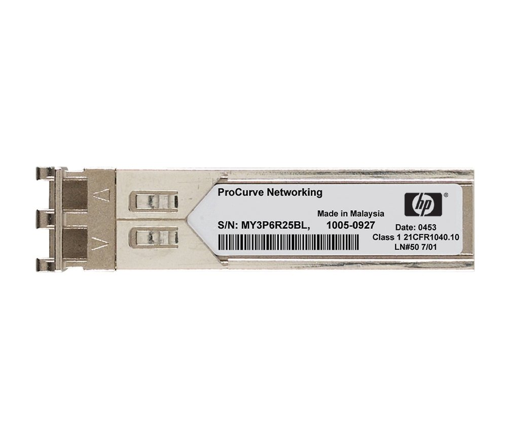 Hewlett Packard Enterprise X130 10G SFP+ LC SR by HP