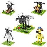 Grandline Shaun the Sheep on All Fours Micro Blocks 190PCS