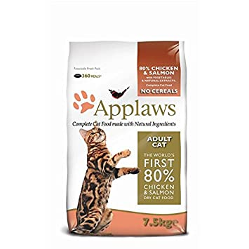 Applaws pienso para gatos adultos Pollo&Salmon