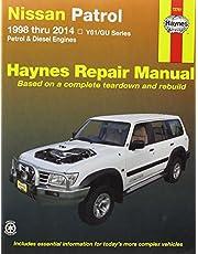 Nissan Patrol (98-14) Haynes Repair Manual