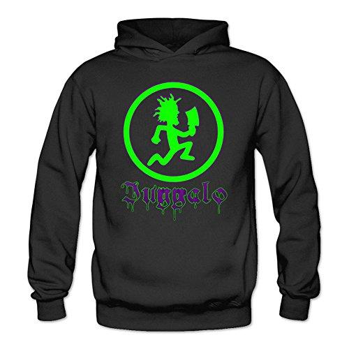 Custom Women's Juggalo Hatchet Man Sweatshirt Pullover Hoodie