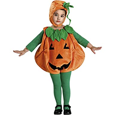 Pumpkid Toddler Pumpkin Costume  sc 1 st  Amazon.com & Amazon.com: Pumpkid Toddler Pumpkin Costume: Clothing