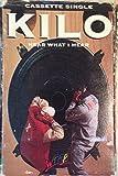 Kilo - Hear What I Hear - Cassette Single 1992