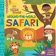 Disney It's A Small World: Around-the-World Safari
