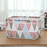 Labu Store Cute Animal World Laundry Basket Foldable Waterproof Dirty Clothes Basket Sundries Storage Box Organizer Big Storage