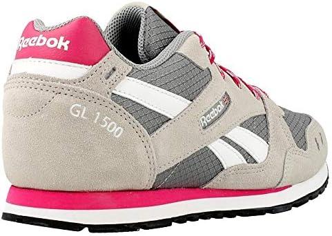Reebok - GL1500 - V63322 - Kleur: Grijs-Beige-Roze - Maat: 36.5 EU