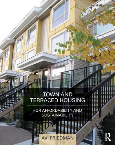 (Town and Terraced Housing: For Affordability and Sustainability)