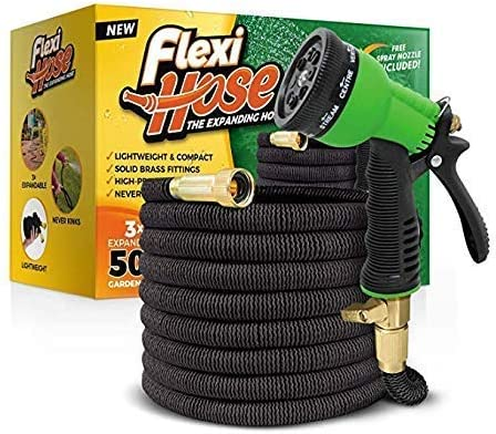 Flexi Hose The Expanding Hose - Best for Flexibility
