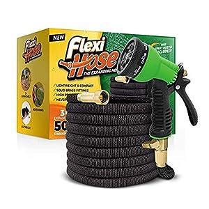 Flexi Hose & 8 Function Nozzle