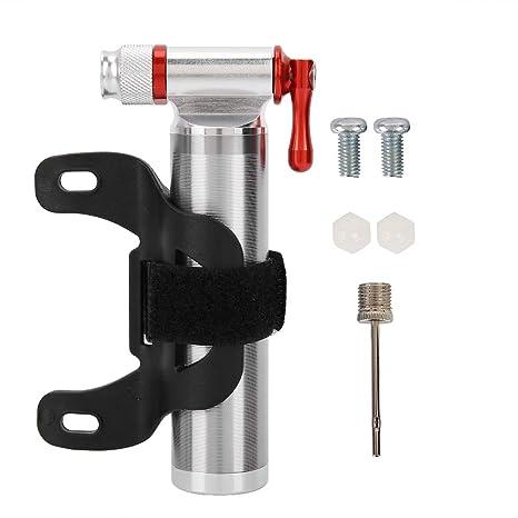 Mini Bomba de Bicicleta Compatible con Presta/Schrader Bomba de ...