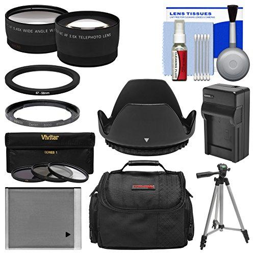 Essentials Bundle for Canon PowerShot SX530 & SX540 HS Camer