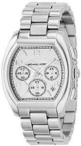 Michael Kors MK5201 Silver-Tone Chronograph Watch