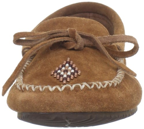 Manitobah Canoe Mukluks Suede Moccasin Women's Copper Moccasin ErrWFq