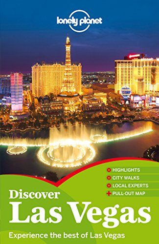 Lonely Planet Discover Las Vegas (Travel - Stores In Caesars Palace
