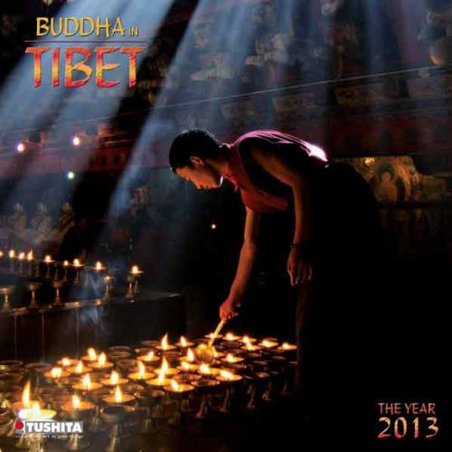 Buddha in Tibet, Broschürenkalender 2013 (Mindful Editions)