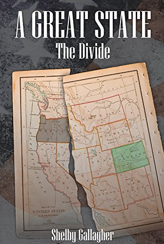 The Divide (A Great State Book 1) by [Gallagher, Shelby]